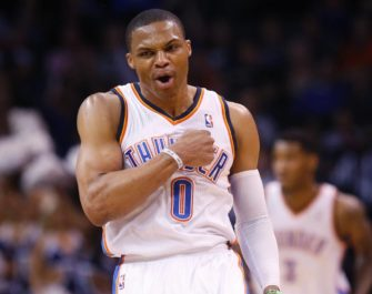 Russell Westbrook:  The Triple Double Machine