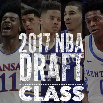 2017 NBA Draft:  Cream of the Crop