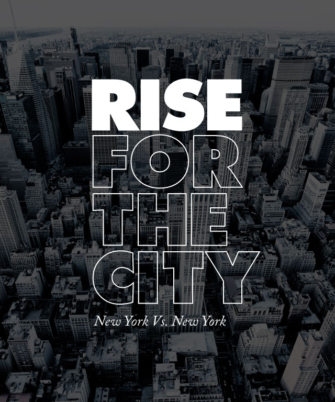 New York vs New York: Rise for the City