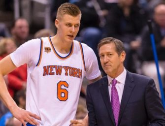 Knicks Leave the Triangle Offense