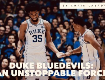 Duke Bluedevils: An unstoppable force