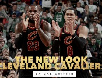 The New Look Cleveland Cavaliers