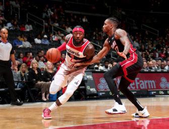 Waiting for Tonight : Washington Wizards vs. Miami Heat